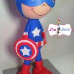 Capitão América 25 cm