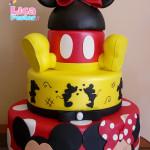 Bolo Mickey e Minnie