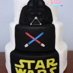 Bolo Casamento Star Wars