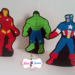 Displays de mesa Vingadores