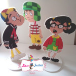 Display de mesa Turma do Chaves