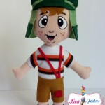 Chaves 25 cm Turma do Chaves
