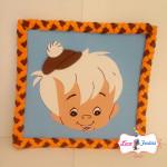 Aplique Bambam Flintstones