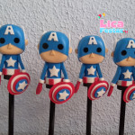 Ponteira Capitão América Pop