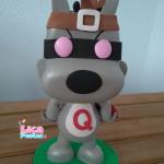 Cão Codorna POP 20 cm