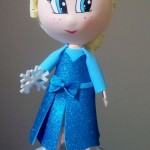 Elsa Frozen 25 cm