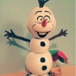 Olaf Frozen 25 cm