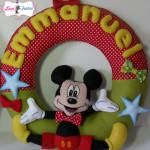 Guirlanda Mickey