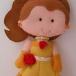 Princesa Bela 15 cm