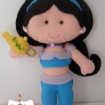 Princesa Jasmine 15 cm