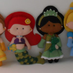 Princesas Disney 15 cm