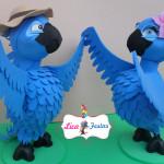 Blu e Jade Rio 25 cm